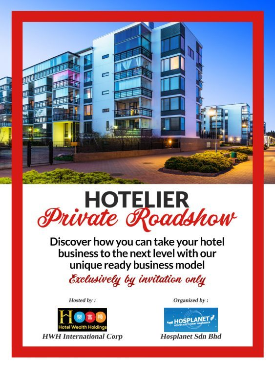Hotelier Private Roadshow
