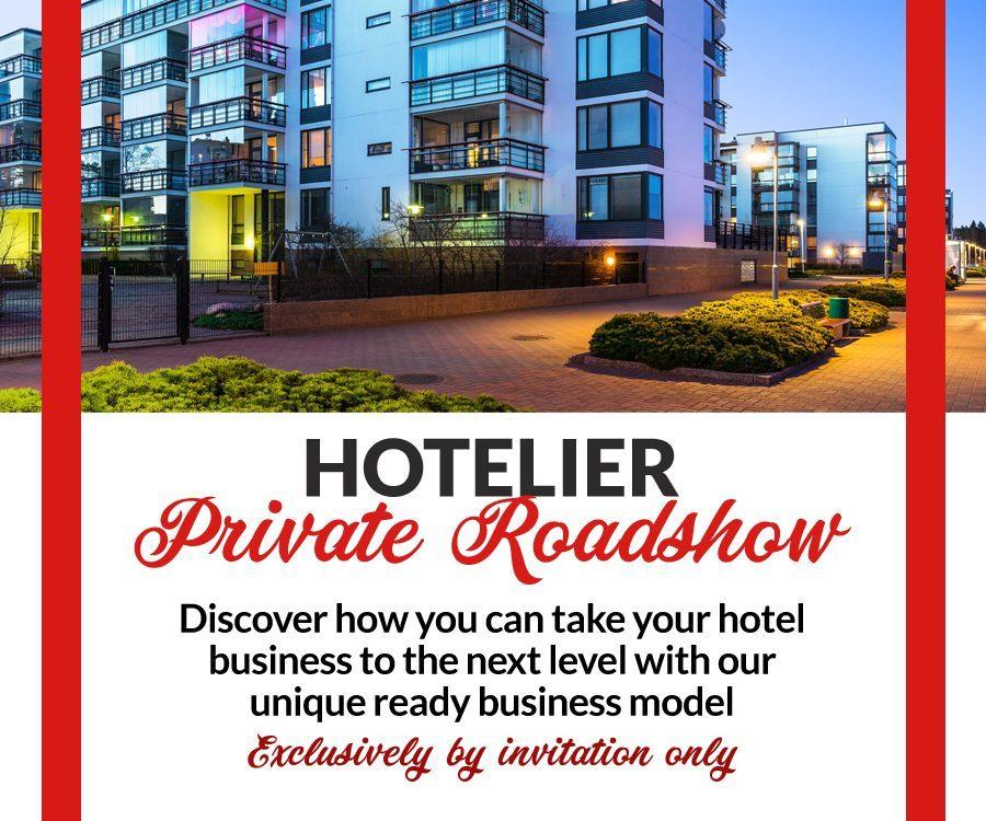 Hotelier Private Roadshow