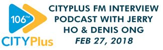 Cityplus FM Malaysia HWHIC Podcast