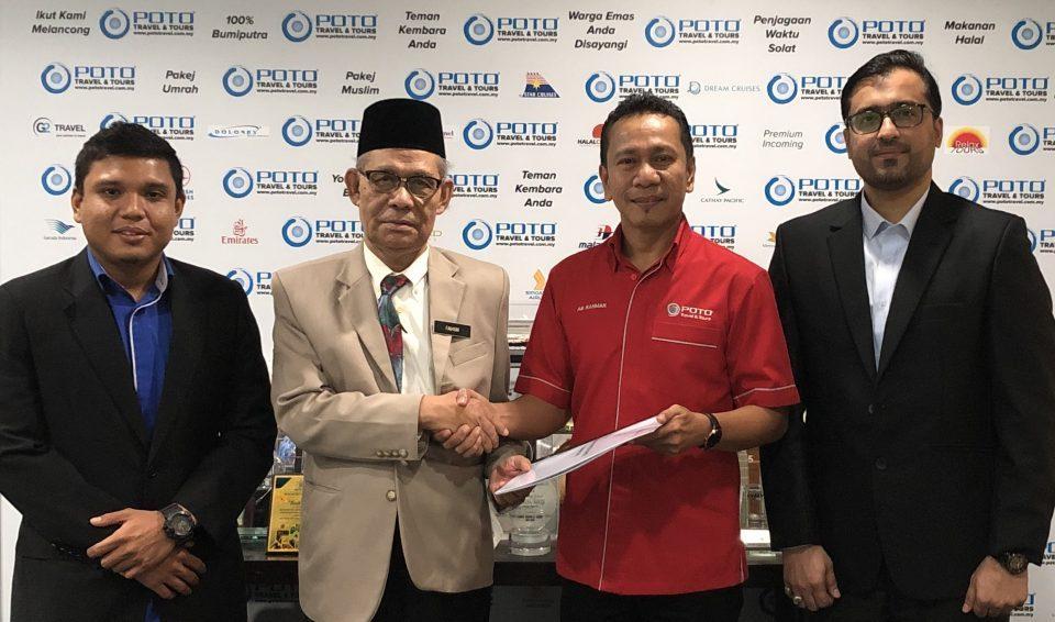 Muslim Friendly International Travel Digital Platform